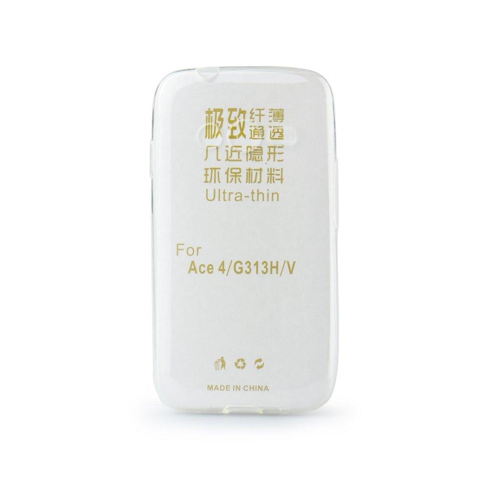 Samsung Galaxy Trend 2 G313, G318 Ultra Slim Case 0.3mm Transparent image