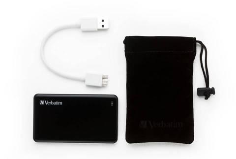 Store n Go External SSD 128GB USB 3.0 47622 Verbatim image