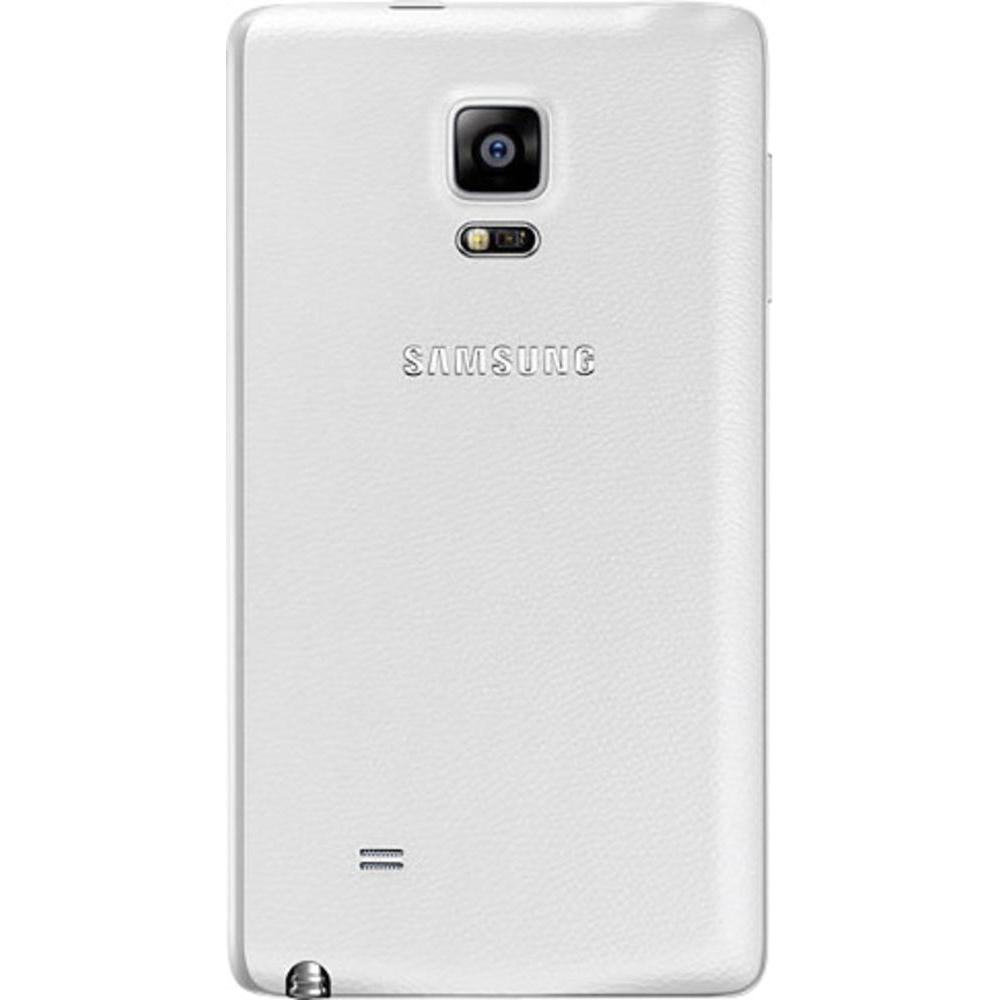 Original Battery Cover EF-ON915SWE Samsung Note Edge N915 White Blister image