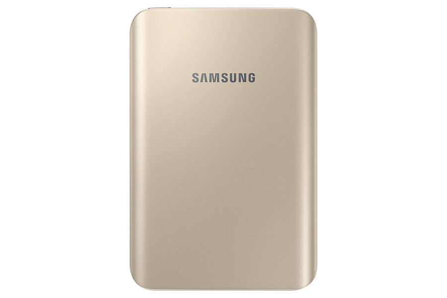 Power Bank Original Samsung Battery Pack EB-PA300UFE 3000mAh Gold image