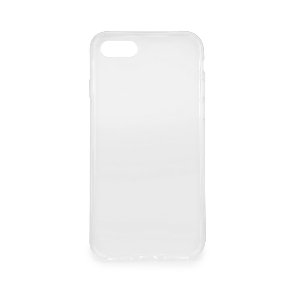 "iPhone 7 4.7"",iPhone 8 Silicone Case Ultra Slim 0.5mm Διάφανη image"