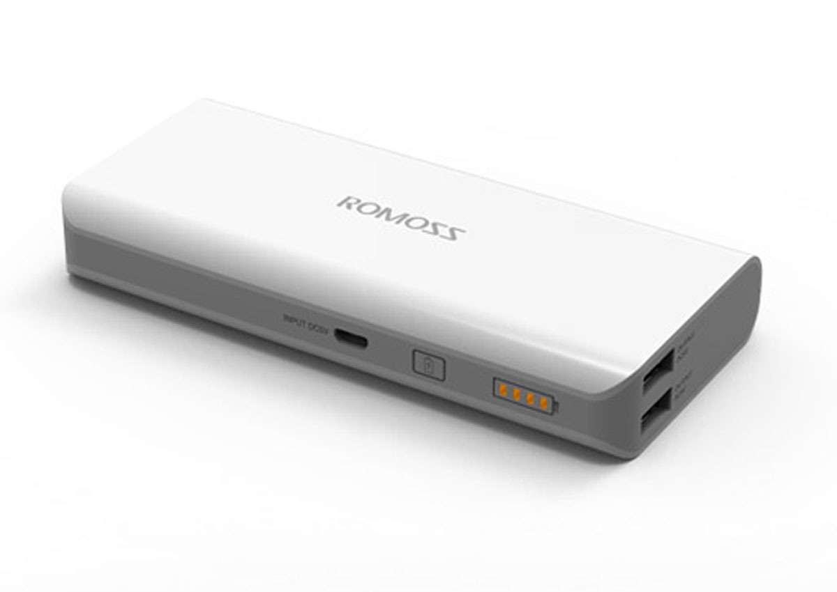 Solo/Solit 5 Power Bank External Battery 10000mAh Romoss image