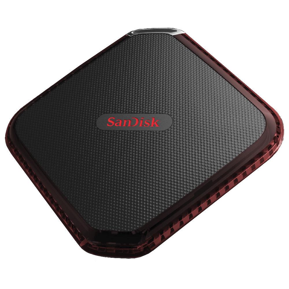 Extreme 510 Portable SSD 480GB IP55 SDSSDEXTW-480G-G25 Sandisk image