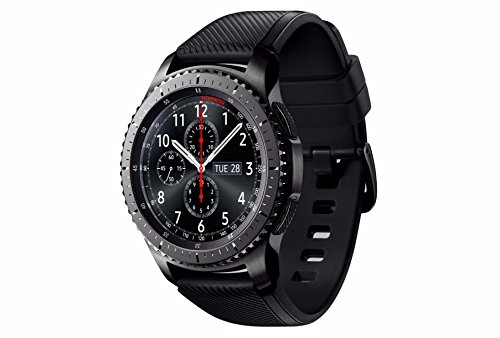 Smartwatch Samsung Gear S3 Frontier Grey EU SM-R760 image