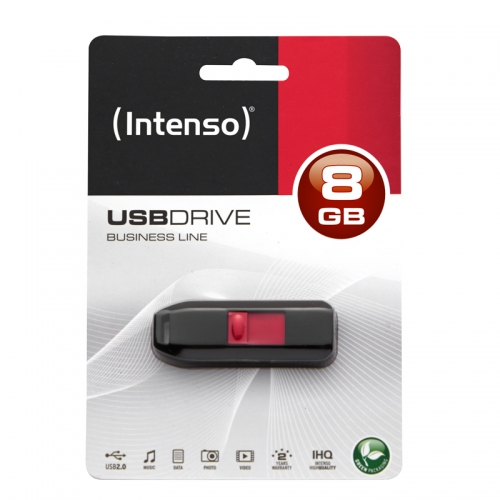 Intenso USB 2.0 Stick Business Line 8GB 3511460 image