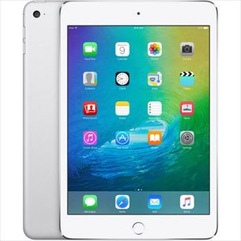 iPad Mini 4 Wi-Fi 64GB Silver White MK9H2 EU ΜΕ ΑΝΟΙΓΜΕΝΗ ΣΥΣΚΕΥΑΣΙΑ