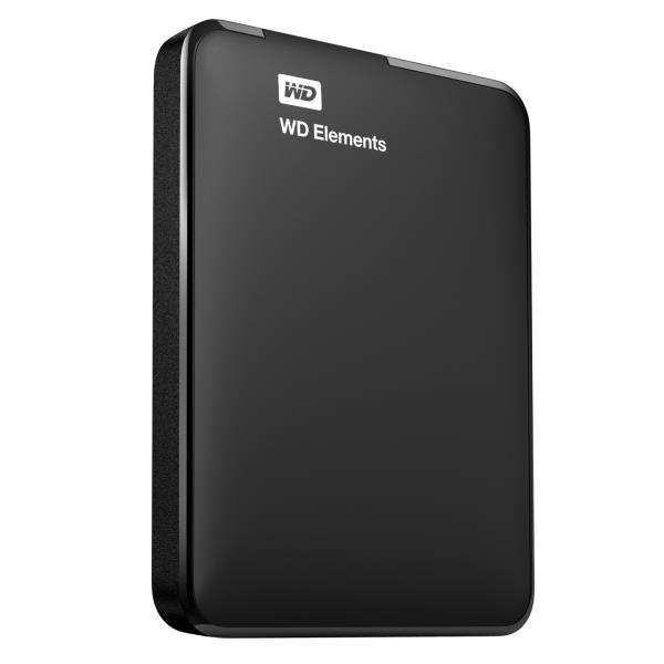 """Εξωτερικός Σκληρός Western Digital Elements WDBU6Y0030BBK 3TB USB 3.0 2.5"""" image"""