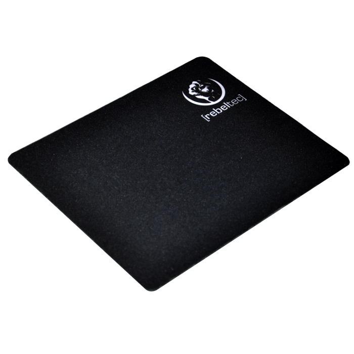 Gaming Mousepad Rebeltec SliderS 240x200x3 Black image