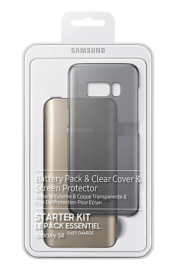 Original Starter Kit για Samsung Galaxy S8 Plus G955 (QG950CBE,PN920) EB-WG95EBBE image