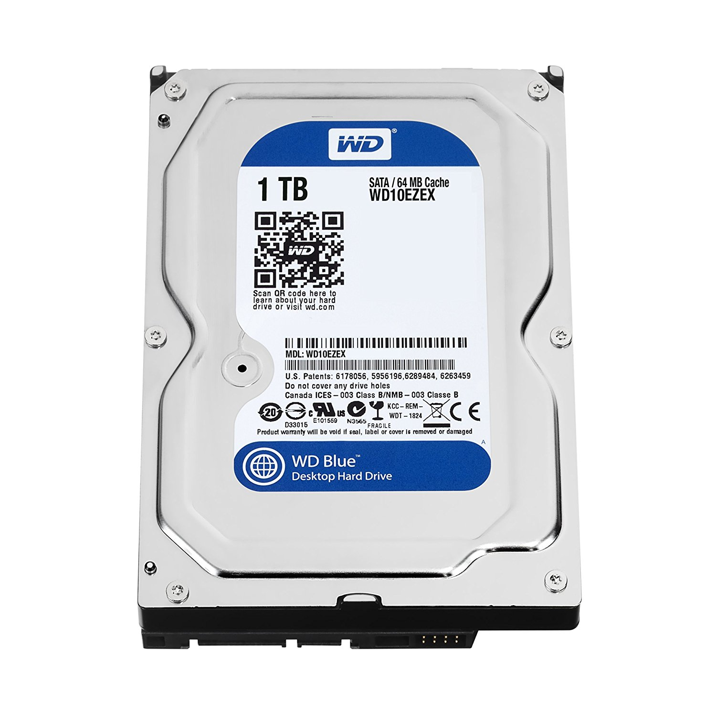 "HDD Western Digital Caviar Blue 3.5"" 1TB WD10EZEX image"