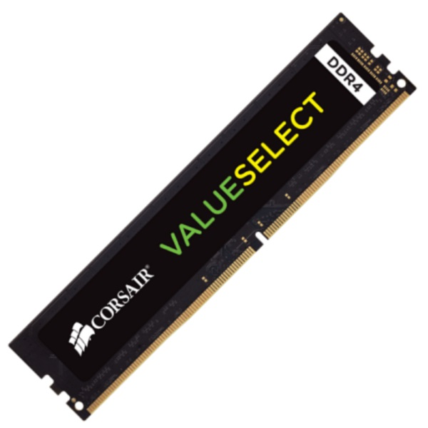 Value Select By Corsair 8GB Ram DDR4 2133MHz CL15 CMV8GX4M1A2133C15 image