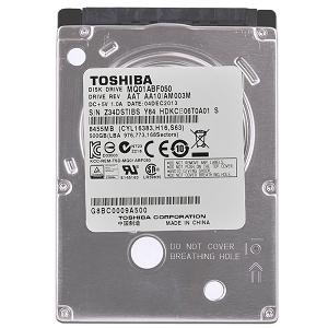 "HDD Toshiba 2.5"" 500GB 5400, 8mb, SATA 2 MQ01ABF050 image"