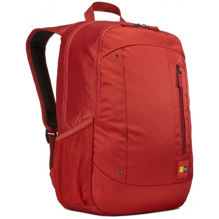 """Θήκη Πλάτης Για Laptop 15.6"""" & Tablet 10.1"""" Caselogic Κόκκινη Κεραμιδί WMBP-115BRK image"""