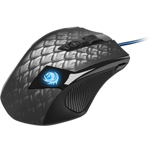 Ενσύρματο Gaming Laser Ποντίκι Drakonia Black 4044951013579 image
