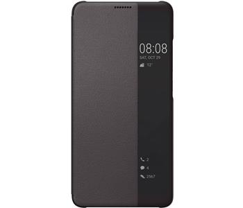 """Γνήσια Θήκη Flip Case Για Το Huawei Mate 10 Pro 6"""" Με Παράθυρο Brown 51992177 image"""