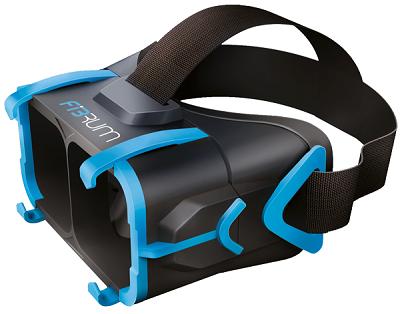Mobile Virtual Reality Headset Fibrum Pro VR