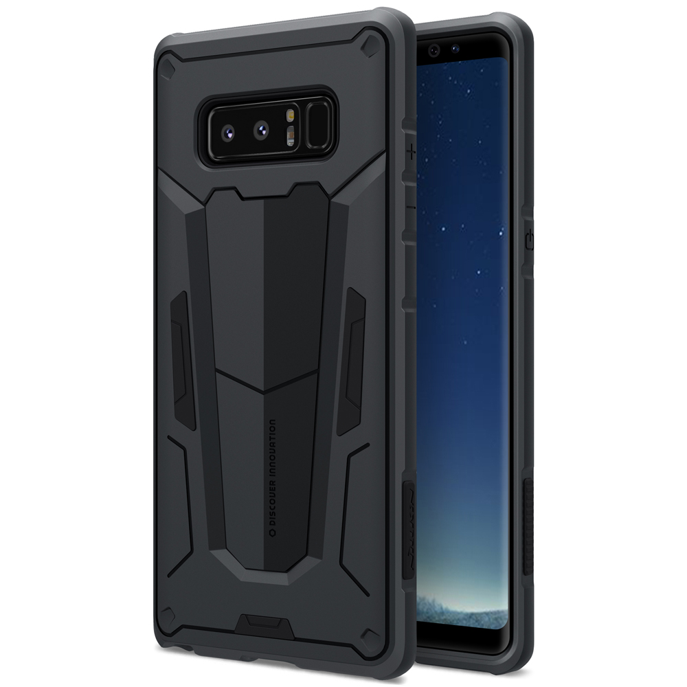 Samsung Galaxy Note 8 Protective Case Defender II Nillkin Black image