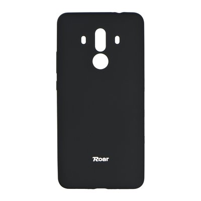 Huawei Mate 10 Pro Roar Colorful Jelly Silicone Case Black image