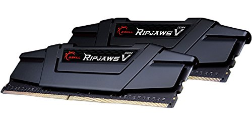 RipjawsV By G.Skill 2x8GB KIT DDR4 3200MHz CL16 F4-3200C16D-16GVKB image