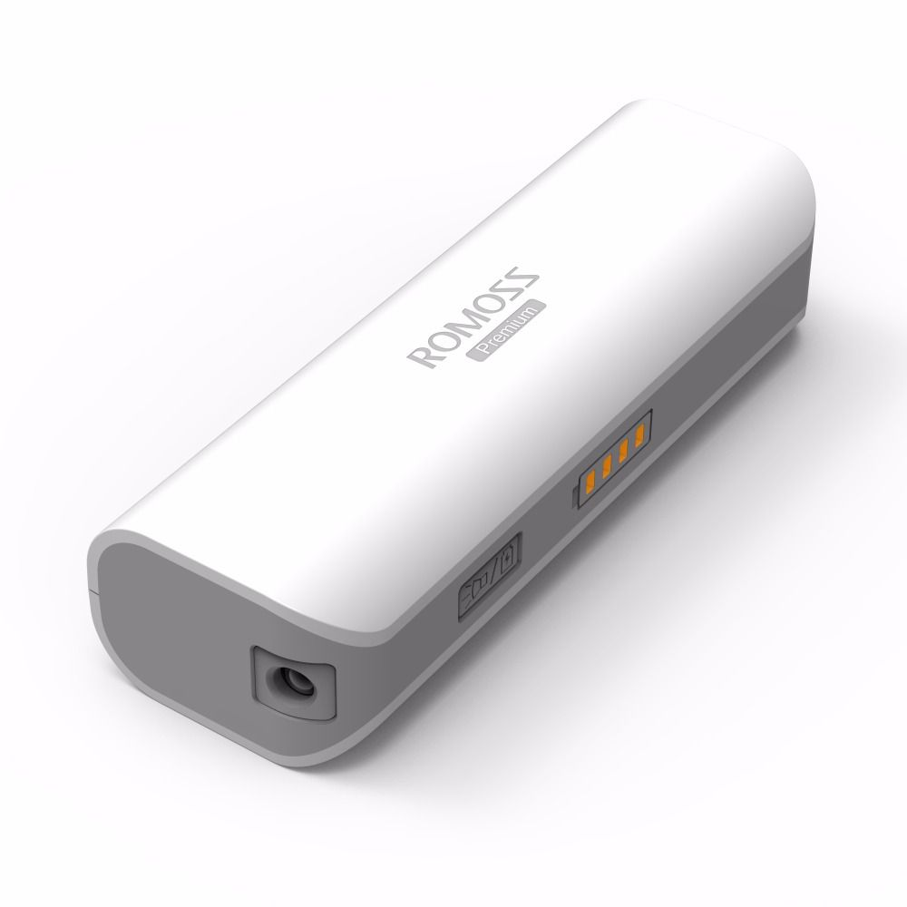 Sailing 1 Power Bank External Battery 2600mAh Romoss image