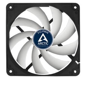 Ανεμιστήρας Arctic F12 PWM Case Fan AFACO-120P2-GBA01 image