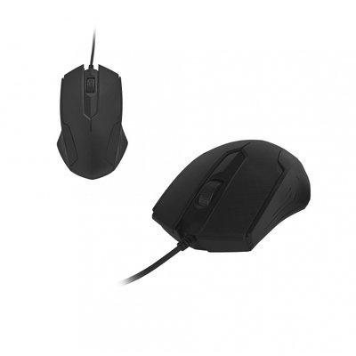 Ενσύρματο Laser Ποντίκι ART AM-93 1000DPI Black image