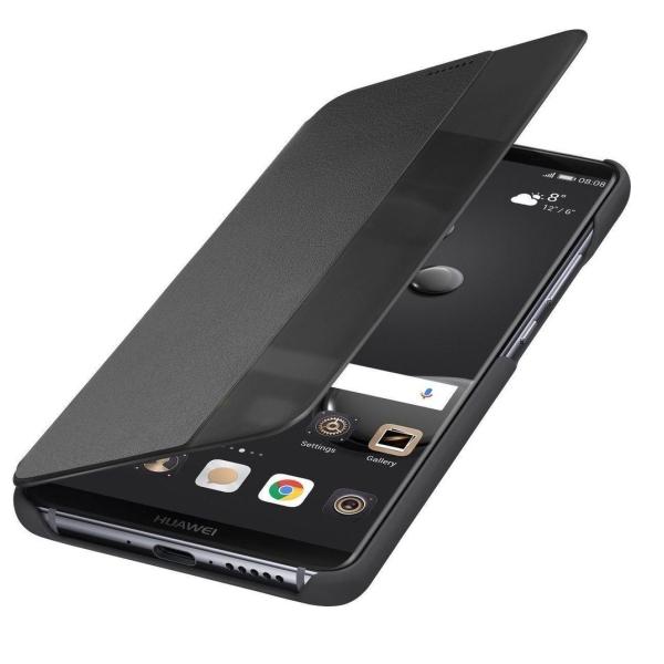 """Γνήσια Θήκη Flip Case Για Το Huawei Mate 10 Pro 6"""" Με Παράθυρο Gray 51992264 image"""