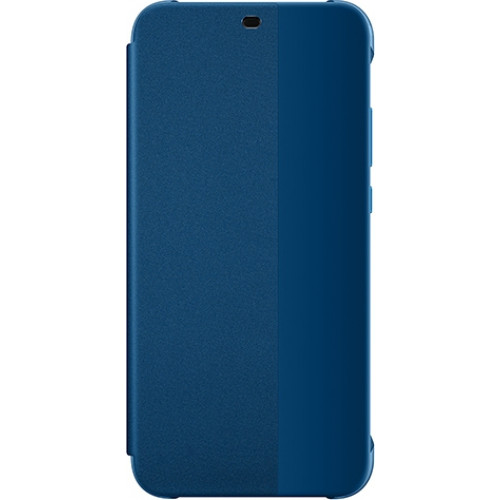 """Γνήσια Θήκη Flip Case Για Το Huawei P20 Lite 5.84"""" Με Παράθυρο Μπλε 51992314 image"""