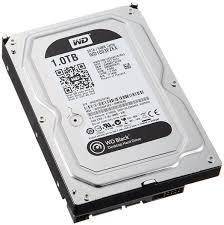 "HDD Western Digital Caviar Black 3.5"" 1TB WD1003FZEX image"
