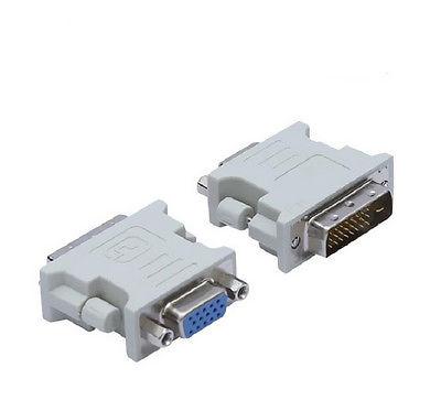 Adapter DVI-D 24+1 pin Για Αναλογικό Σήμα Male σε VGA Female CAB-G020 image