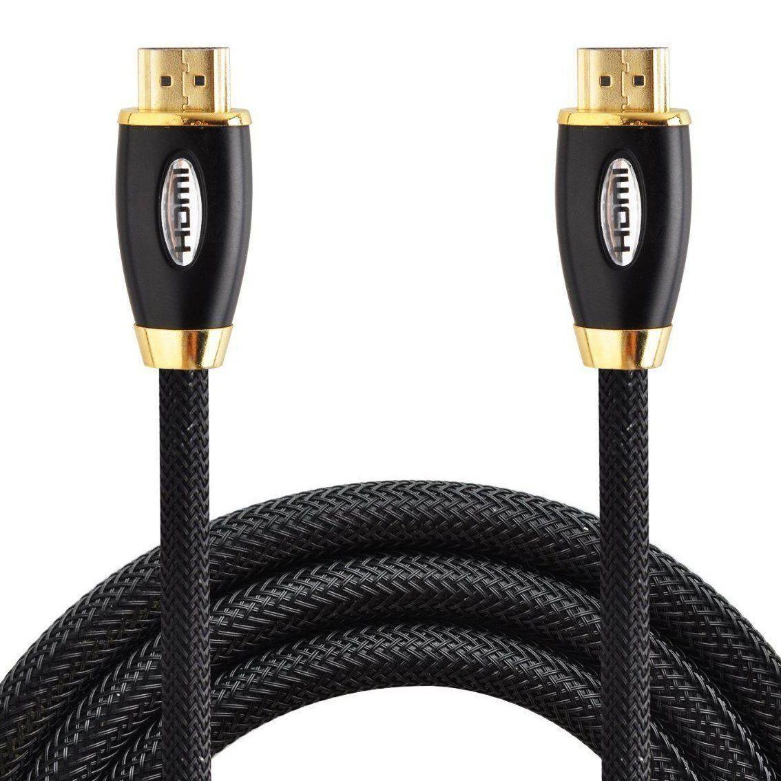 Καλώδιο HDMI Male To HDMI Male Full HD,4K, v1.4  1m CAB-H058