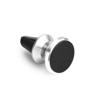 Universal Air Vent Car Holder Για Αεραγωγό Με Μαγνήτη Ασημί image