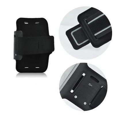 "Armband Sport Case για Samsung Note 9, S8 Plus,S9 Plus,S10 Plus (6-6.5"") Universal Μαύρο image"