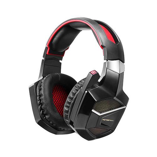 Gaming PC Ακουστικά Κεφαλής Wired Gaming Headset Motospeed H12 image