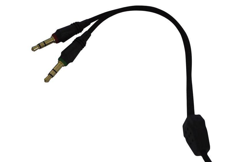 Gaming Ακουστικά Κεφαλής Sades Gpower Red SA-708-RD image