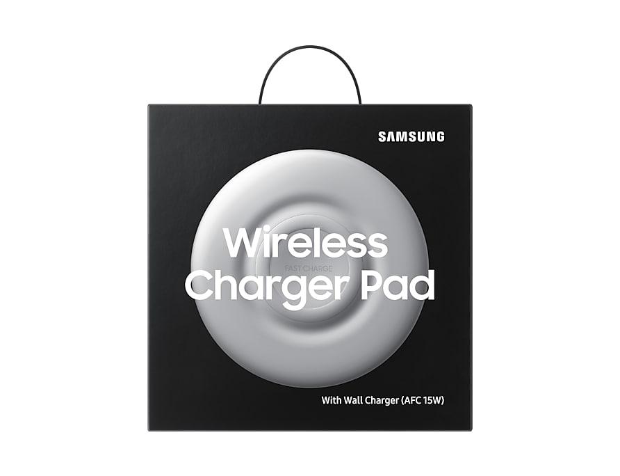 Ασύρματος φορτιστής (FAST CHARGING) Samsung Galaxy Note 9, Note 8, S9 Plus EP-P3100TWE White image