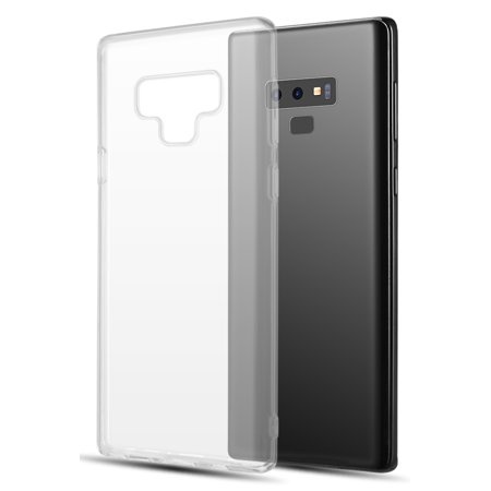 Samsung Galaxy Note 9 Ultra Slim Case 0.5mm Transparent image