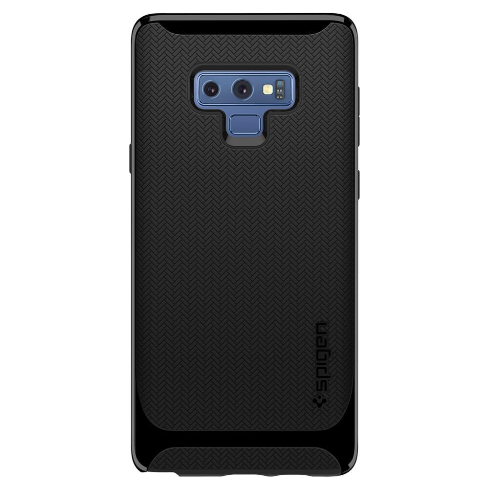Samsung Galaxy Note 9 Spigen Neo Hybrid Crystal Midnight Black 599CS24578 image