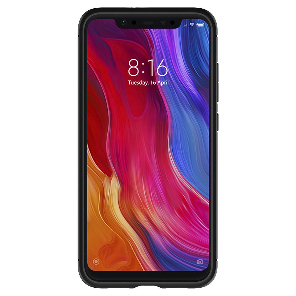 Xiaomi Mi 8 Spigen Rugged Armor Black S11CS23359