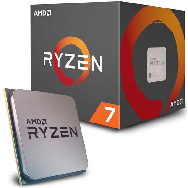 Επεξεργαστής Ryzen 7 2700X 4.3GHz YD270XBGAFBOX  image