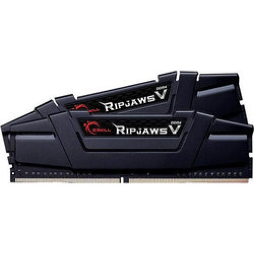 RipjawsV By G.Skill 2x4GB KIT DDR4 3200MHz CL16 F4-3200C16D-8GVKB image