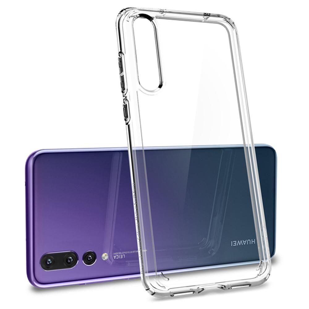 Huawei P20 PRO Spigen Ultra Hybrid MIL-STD Crystal Clear L23CS23989 image