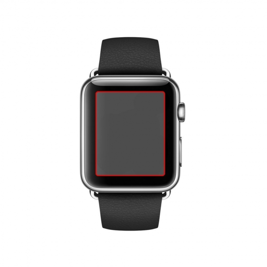 Apple Watch Series 3/2/1 3H Crystal Screen Protector (FILM) x3 38mm 047FL20993 image
