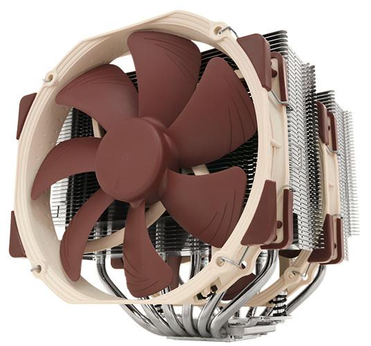 Ψύκτρα CPU Cooler NH-D15 Noctua AM3+, AM4 LGA1151 image