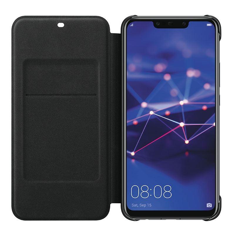 """Γνήσια Θήκη Flip Cover Huawei Mate 20 Lite 6.3"""" Black 51992567 image"""
