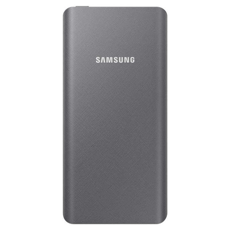 Power Bank Original Samsung Battery Pack Micro USB & Type C 5000mAh Gray EB-P3020CSE image