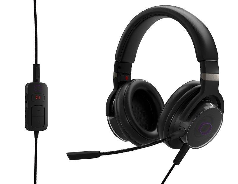 Ακουστικά Κεφαλής Στερεοφωνικά CM Gaming Headset MH751 image