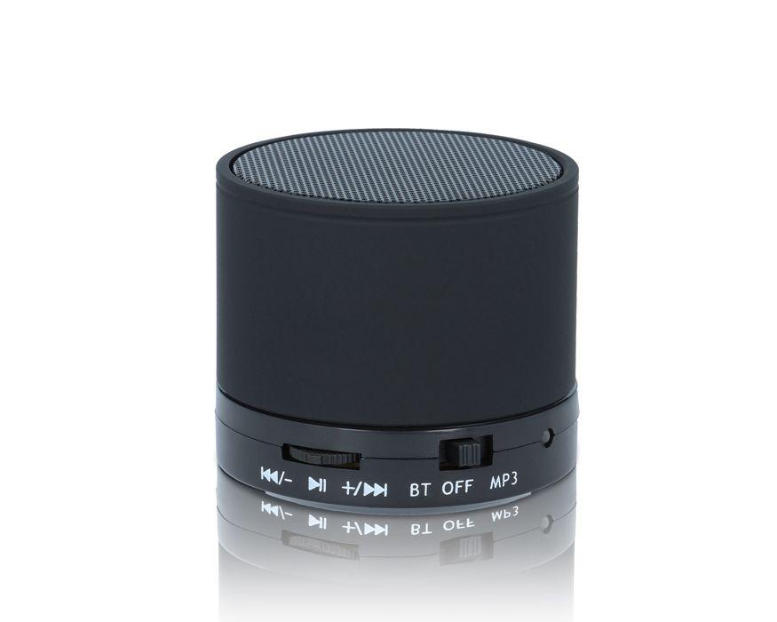 Φορητό Ηχείο Bluetooth 3W BS-100 Black image