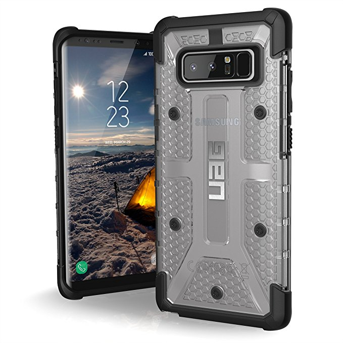 Samsung Galaxy Note 8 UAG Plasma Case Ash NOTE8-L-AS image