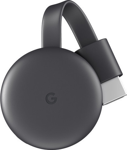 Streaming Media Player Google Chromecast 3 HDMI GA00439-DE image